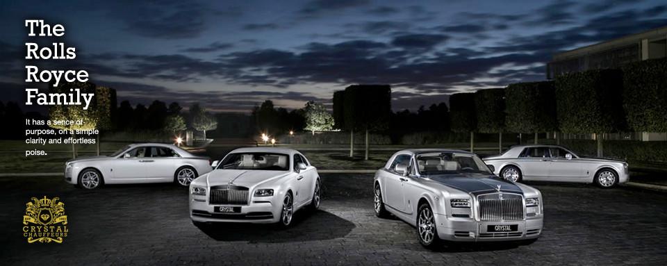 Rolls Royce Car Hire