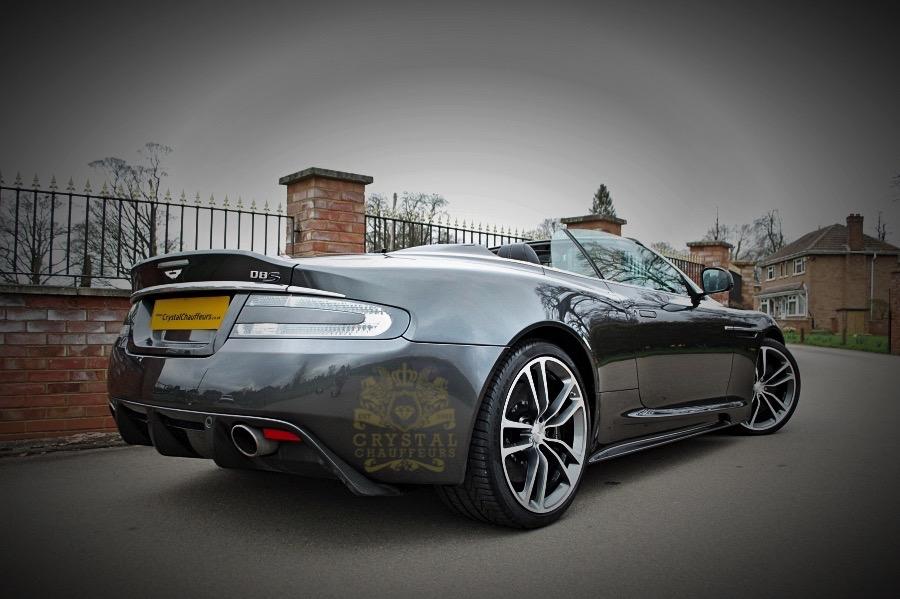 Aston Martin DBS Convertible