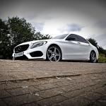 Mercedes C Class AMG Line