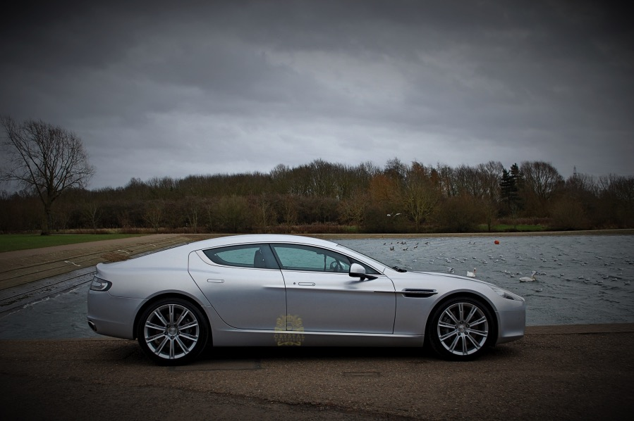silver aston martin rapide chauffeur car hire. Black Bedroom Furniture Sets. Home Design Ideas