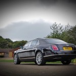 Black Bentley Mulsanne