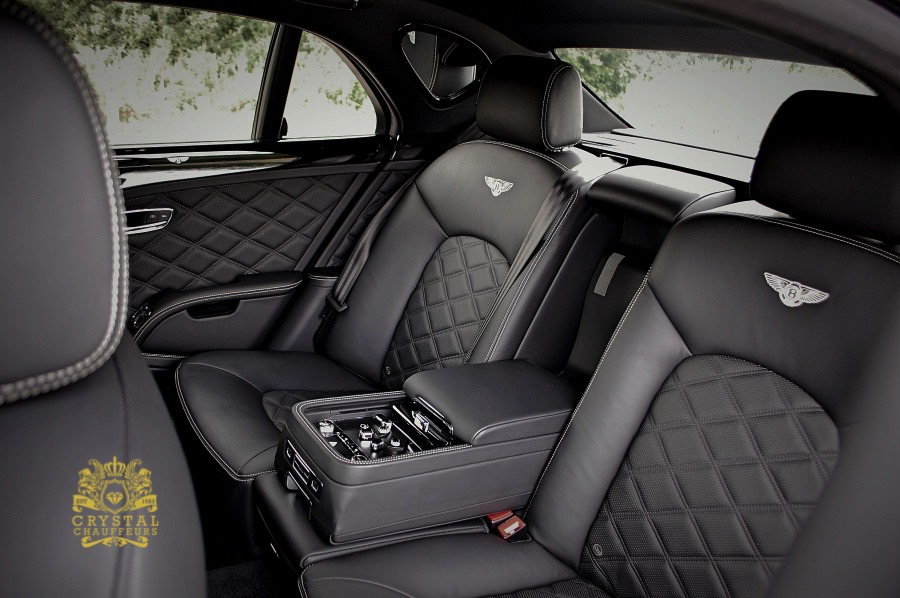 Bentley Mulsanne Chauffeur Car Hire London - Bentley chauffeur