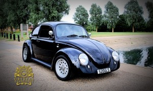 Classic 70's style VW Beetle 1