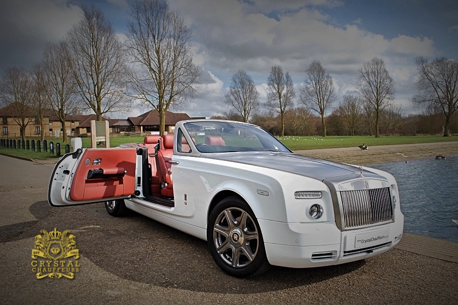 Rolls Royce Phantom Drop Head