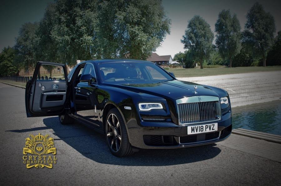 Rolls Royce Ghost Series 3