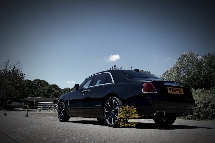 Rolls Royce Ghost Series 3