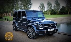 Mercedes G63 1