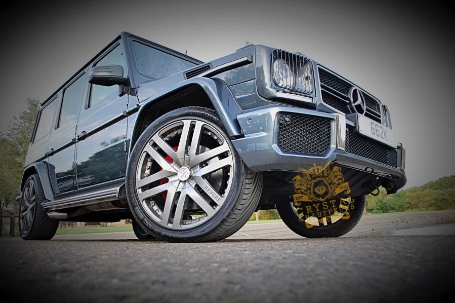 Mercedes G-WAGON G63 AMG