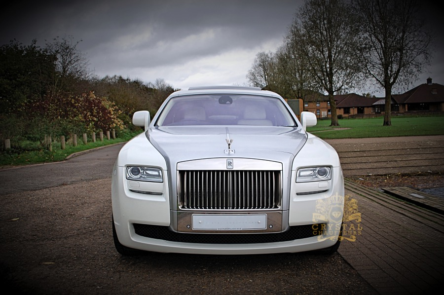 Rolls Royce Ghost Series Ii Hire >> Rolls Royce Ghost Wedding Car Hire Crystal Chauffeurs | Autos Post