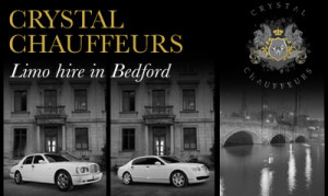 Executive Limo Wedding Car Hire Bedford