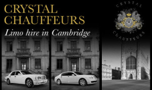 Executive Limo Wedding Car Hire Cambridge