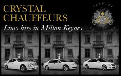 Executive Limo and Wedding Car Hire Milton Keynes