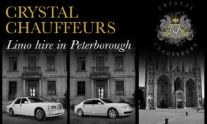 Executive Limo Wedding Car Hire Peterborough