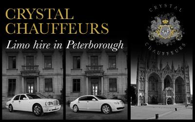 Executive Limo and Wedding Car Hire Peterborough
