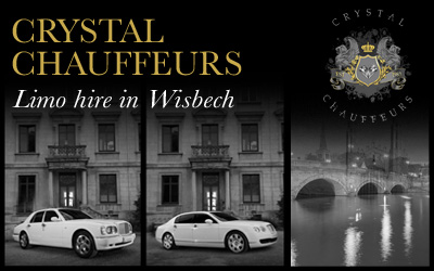 Executive Limo and Wedding Car Hire Wisbech