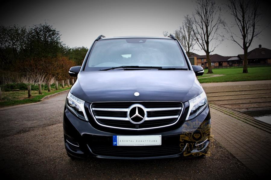 Mercedes V Class Executive Car Hire