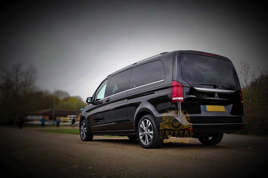 Mercedes V Class Executive Car Hire