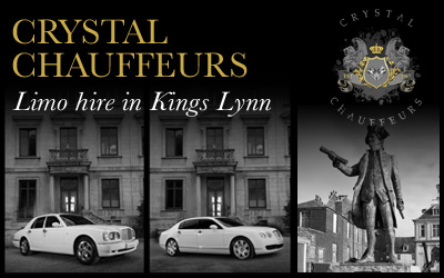 Executive Limo and Wedding Car Hire Kings Lynn