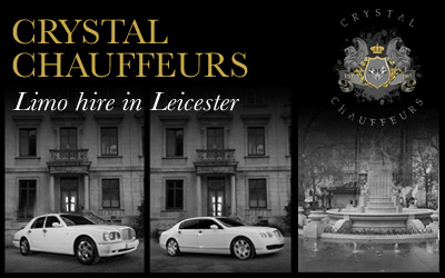Executive Limo and Wedding Car Hire Leicester