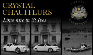 Executive Limo Wedding Car Hire St Ives