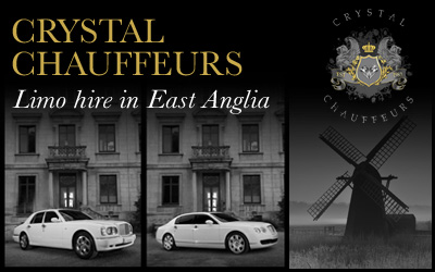 Executive Limo and Wedding Car Hire East Anglia