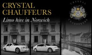 Executive Limo Wedding Car Hire Norwich