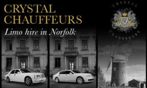 Executive Limo Wedding Car Hire Norfolk