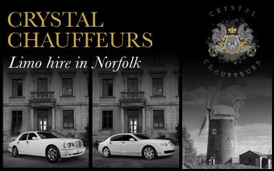 Executive Limo and Wedding Car Hire Norfolk