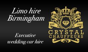 Executive Limo and Wedding Car Hire Birmingham