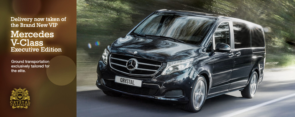 Mercedes V-Class Executive Edition