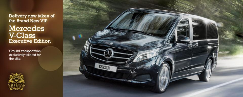 Mercedes V-Class Executive Edition