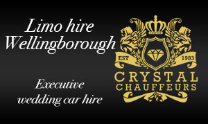 Executive Limo Wedding Car Hire Wellingborough