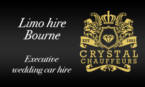 Executive Limo Wedding Car Hire Bourne