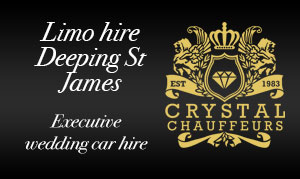 Executive Limo and Wedding Car Hire Deeping St James