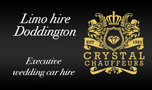 Executive Limo Wedding Car Hire Doddington