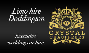 Executive Limo and Wedding Car Hire Doddington