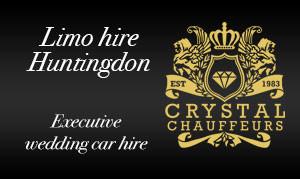 Executive Limo Wedding Car Hire Huntingdon