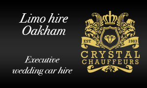 Executive Limo Wedding Car Hire Oakham