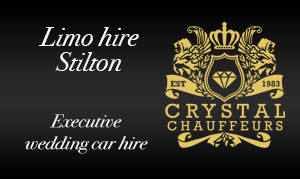 Executive Limo Wedding Car Hire Stilton