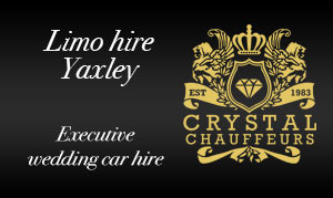 Executive Limo Wedding Car Hire Yaxley