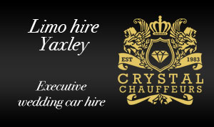 Executive Limo and Wedding Car Hire Yaxley