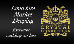 Executive Limo Wedding Car Hire Market Deeping