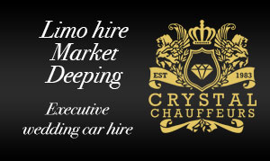 Executive Limo and Wedding Car Hire Market Deeping