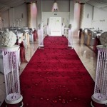 Walkways and Red Carpet