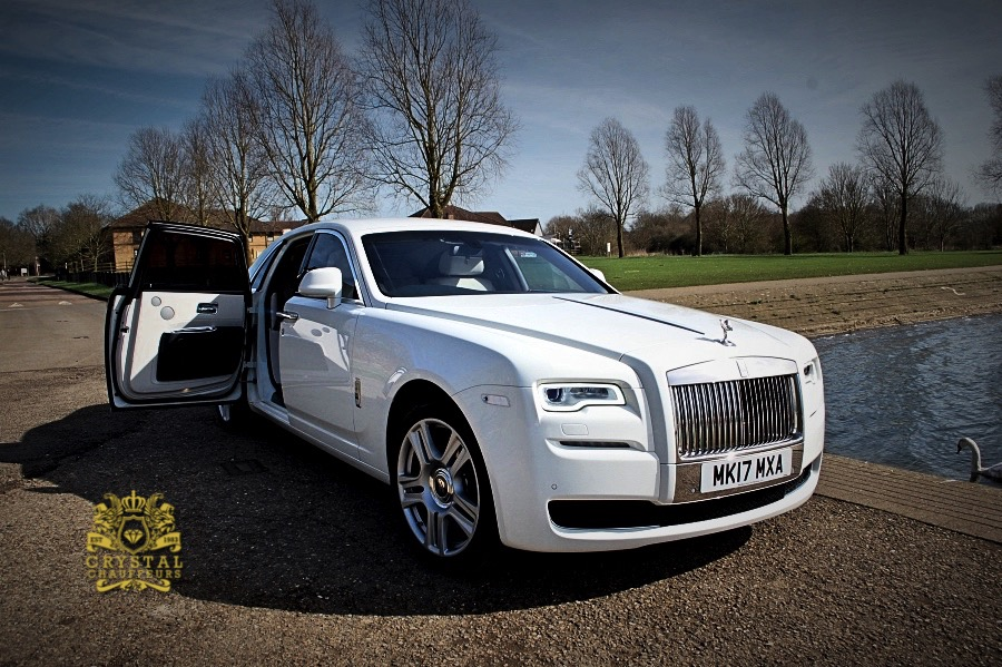 Rolls Royce Ghost Series Ii Hire >> Rolls Royce Ghost Series II Wedding & Chauffeur Car Hire London