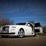 Rolls Royce Ghost Series II