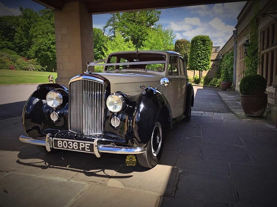 1952 Bentley R Type