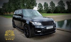 Range Rover SVO 1