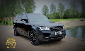 Range Rover Vogue 1