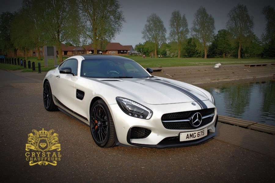 Mercedes Gts Edition 1 Car Hire London